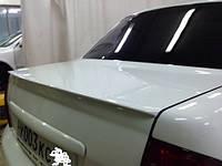 Спойлер на крышку багажника (сабля) ВАЗ 21070 Приора