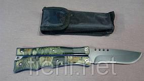 Нож  бабочка балисонг 503-Тотем