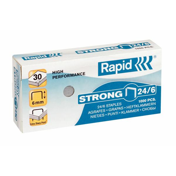 Cкобы Rapid Strong 24/6 1M 24855800