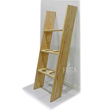 Как сделать лестница подставка 633