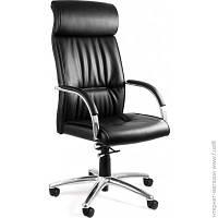 Офисное Кресло Руководителя Unique Brando PU, черное (15049C)