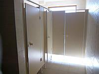"""Туалетные кабинки и перегородки для офисов.Система """"Бизнес"""". ЛДСП 16, ДСП 25"""