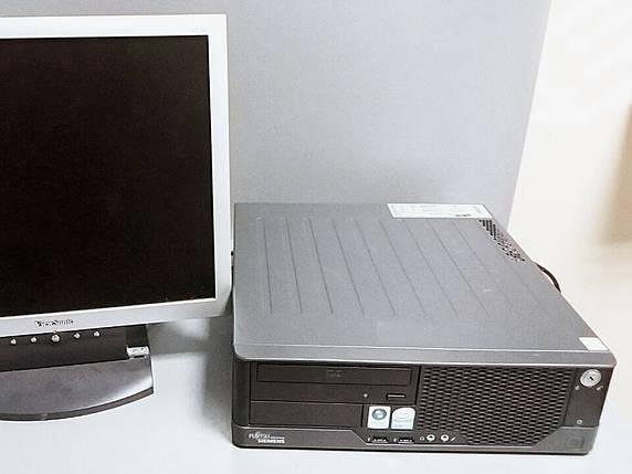 Системный блок FS (Core2Duo E8400 3.0 GHz, чипсет Intel Q45, 4Gb DDR2, Intel GMA x4500 384Mb, 200 HDD SАТА), фото 2