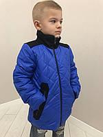 Стильная демисезонная куртка на мальчиков 349