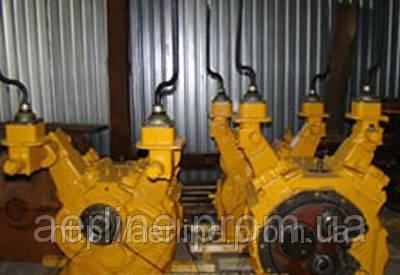 Коробка передач тихоходная болотная КПП Т-170.М1.Б1 20-12-8СП
