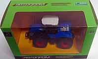 Машина Металлическая 1:43 1:50 Автопром Трактор 7785 Автопром Китай