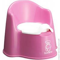 Горшок Baby Bjorn Potty Chair розовый (55155)