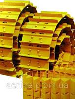 Бульдозерная Цепь гусеничная D355С ДЖ 260-22-100СБ Komatsu (Комацу)