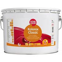Деревозащитное средство на основе растворителя Kolorex Classic Vivacolor 9 л