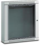 Шкаф коммутационный настенный 6U 19'' 600х300