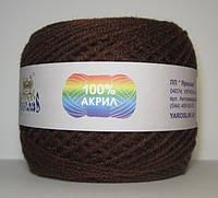 Акриловые нитки для вязания 100г