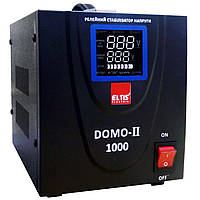 Стабилизатор напряжения Eltis Electric DOMO-II-TLD-1000VA LED однофазный 1,0 кВА