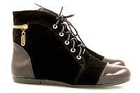 Замшевые ботинки 0515-07з, фото 1