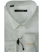 Рубашка мужская с галстуком Bazzolo Sky-1351