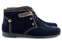 Синие ботинки 0515-10зс, фото 1