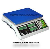 Весы торговые Jadever JPL-N 30K