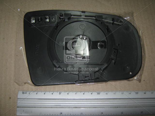 Вкладыш зеркала левого MERCEDES W210 (S210) (Мерседес 210) 1999-02 (пр-во TEMPEST)