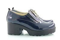 Синие туфли 4020-02с, фото 1