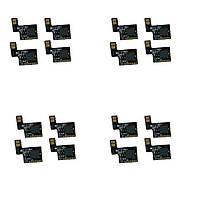 Чип для картриджа Static Control HP CLJ Pro M252/277 cyan 2.3k (HM252CP-HYC)