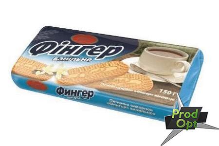 Печиво Фінгер ваніль 150 г