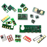 Чип для картриджа HP CLJ CP1025/1215/1415/2025/3525 Cyan BASF (BHP1025C)