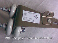 Троллеедержатели серии  ДТН-8Е-1У1