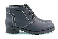 Кожаные ботинки 2517-03, фото 1