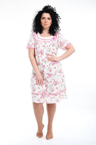 Женская ночная рубашка 2230-2, фото 2