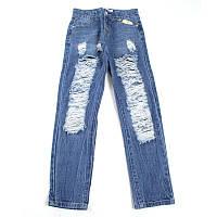 """Брюки джинс. для дівчинки """"Glo-story"""" (Зріст 164, Синій)"""