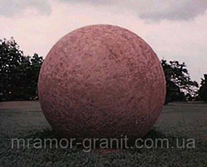 Гранитный шар СЛВ - 02