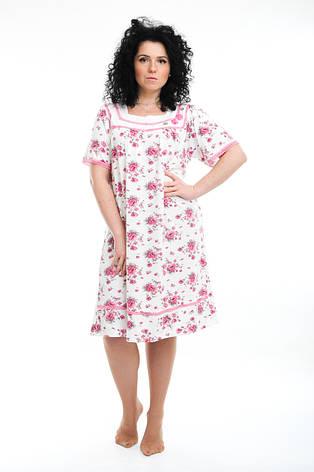 Женская ночная рубашка 2230-3, фото 2