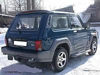 Спойлер на крышу ВАЗ Niva 2121 (Джамбо)