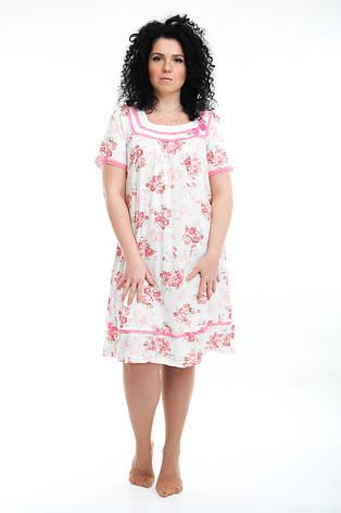 Женская ночная рубашка 2230-4, фото 2