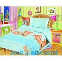Комплект детского постельного белья НЕПОСЕДА Собачки детский (263945)