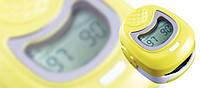 Пульсоксиметр CMS50QА ЖК-дисплей для детей, CONTEC, фото 1