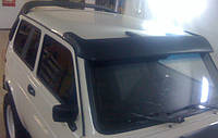 Козырек лобового стекла ВАЗ Niva 2121