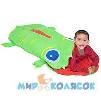 Спальный мешок MELISSA&DOUG Крокодильчик Оги (MD16208)