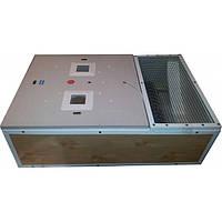 Брудер+инкубатор 2 в 1 в корпусе БРУДЕРА с Автоматическим переворотом яиц
