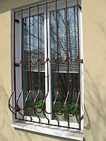 Решетки металлические оконные, фото 1
