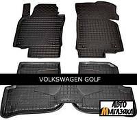 Коврики полиуретановые для Volkswagen Golf 5 - 6 (Avto-Gumm)