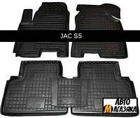 Коврики полиуретановые для Jac S 5 2013- (Avto-Gumm)