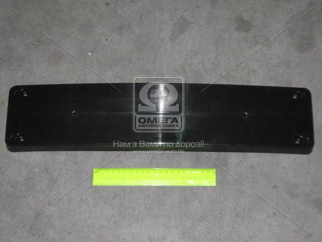 Накладка бампера переднего MERCEDES 210 (Мерседес 210) 1999- (пр-во TEMPEST)