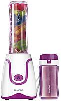 Блендер для смузи sencor sbl2205vt фиолетовый