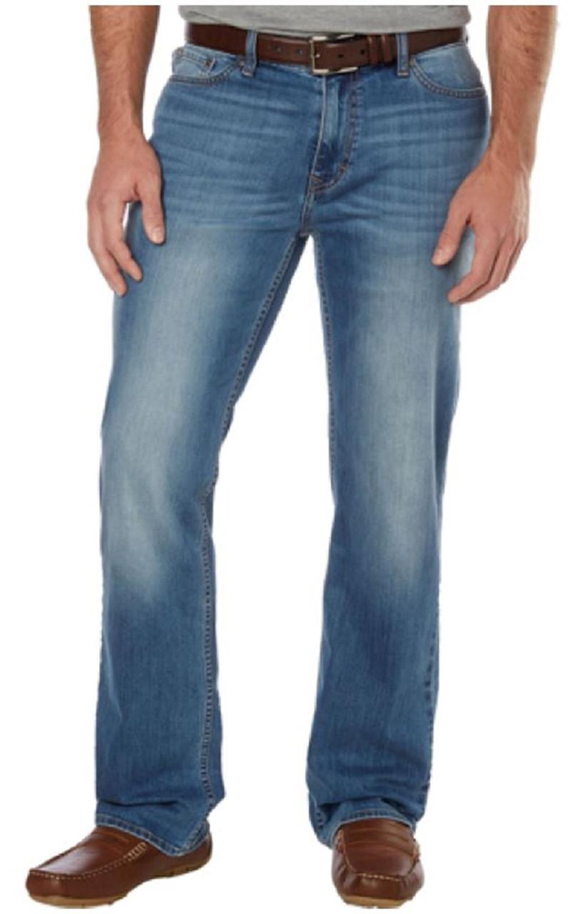 Джинсы Calvin Klein Straight Leg, Medium Wash, 38W32L, 41O7125-467