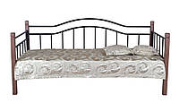Кровать металлическая Алонзо