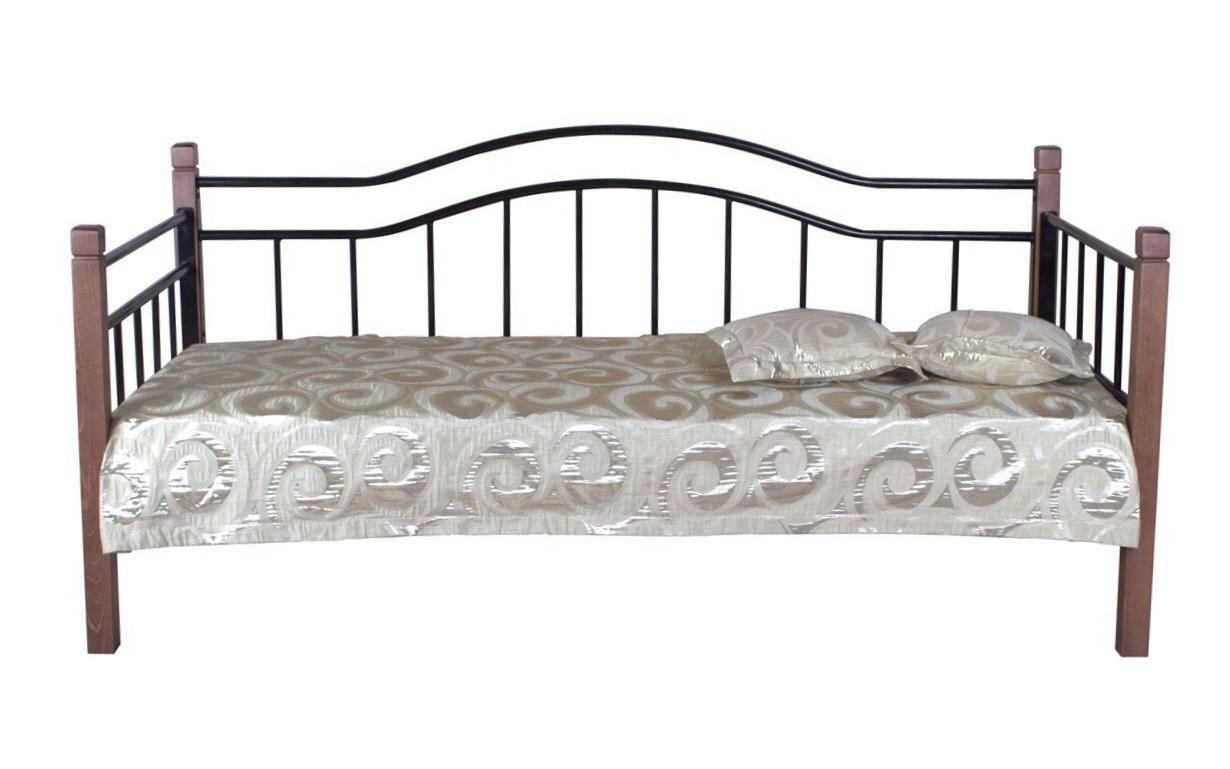 Кровать металлическая Алонзо - Интернет-магазин Меблионер в Днепре