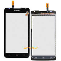 Сенсор (тачскрин) Huawei Ascend Y530-U00 Black