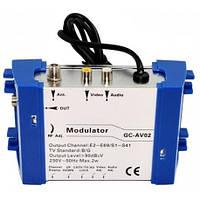 Модулятор ТВ Household GC-AV02
