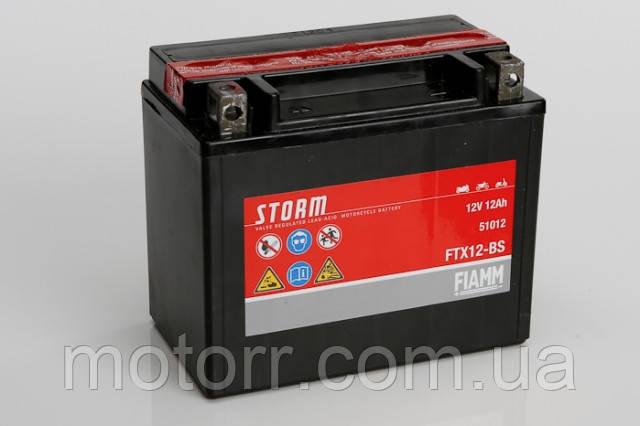 Аккумулятор Fiamm FTX12-BS