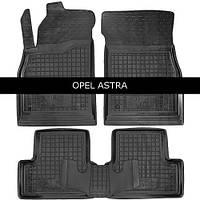 Коврики в салон Avto Gumm 11381 для Opel Astra J